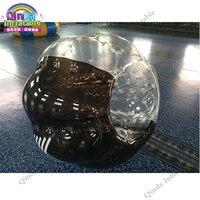 Pvc/ТПУ Материал людской мяч надувные бампер Футбол мяч для продажи
