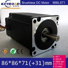 מנוע BLDC אישית סדרת