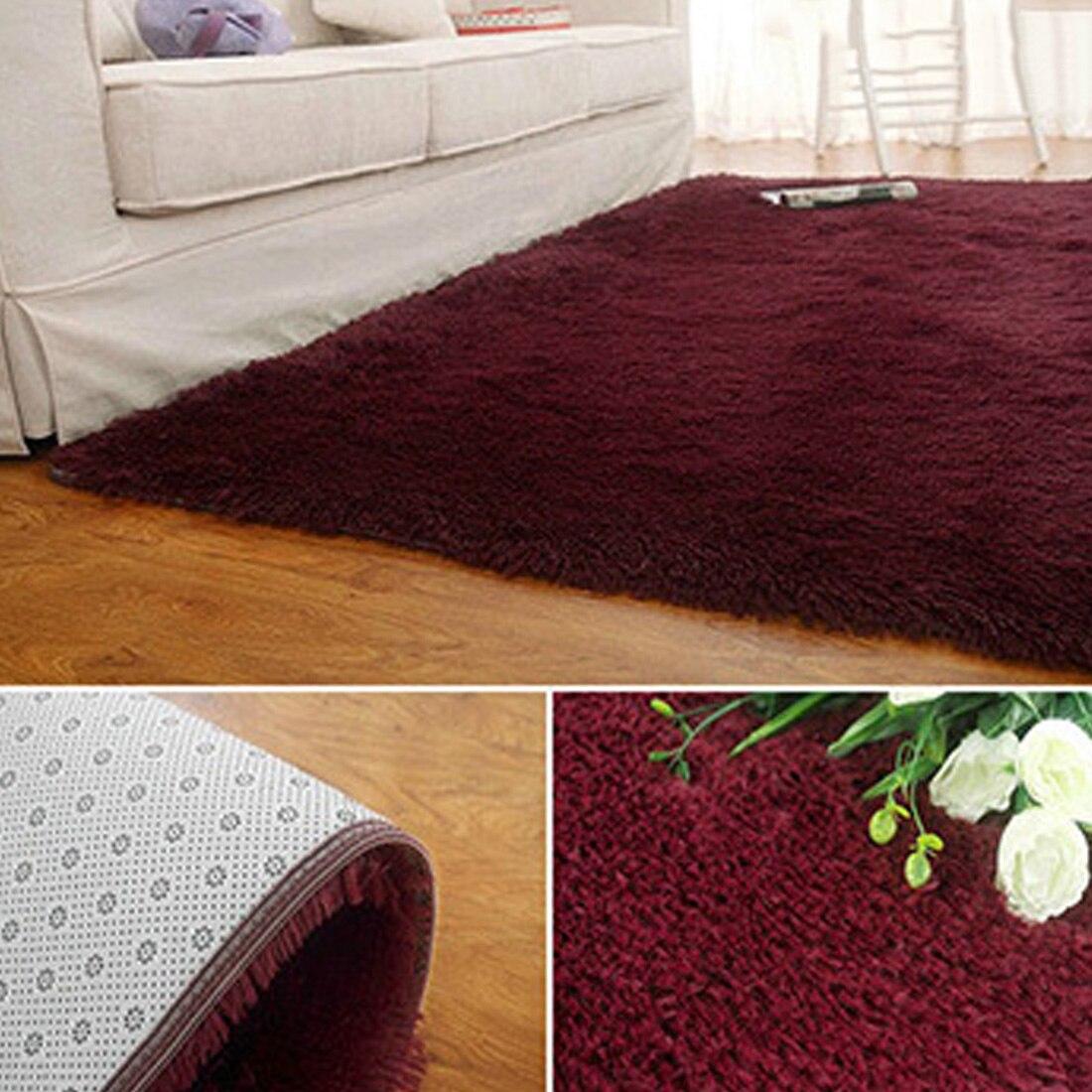 Living room bedroom Rug Antiskid soft carpet modern carpet mat purpule white pink gray 40x60cm 50x80cm 60x160cm 60x120cm in Rug from Home Garden