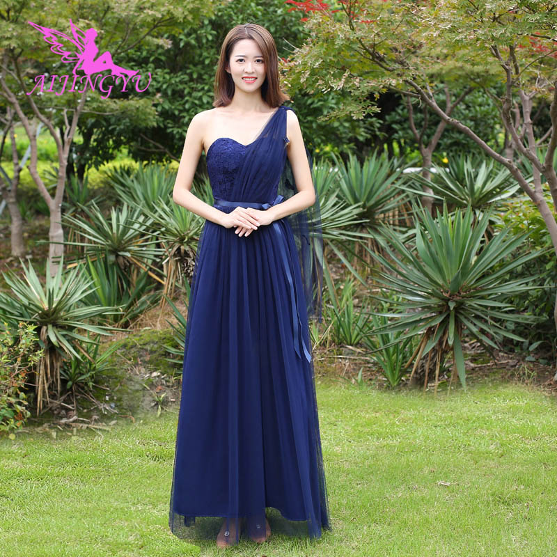 AIJINGYU 2018 fashion   bridesmaid     dresses   elegant   dress   for wedding party BN462