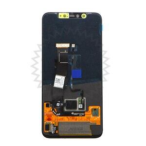 Image 3 - 6.21 für Xiaomi Mi 8 Pro LCD Display Touch Screen Digitizer mit frame Assembly Ersatz + Werkzeuge Für Mi 8 Explorer