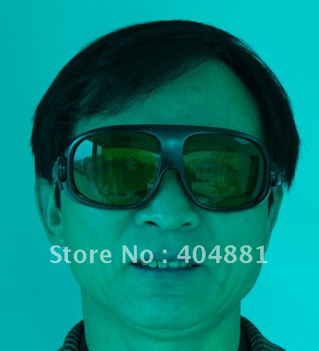 laser safety eyewear 190-540 & 800-2000nm O.D 4+ CE certified 2940nm laser safety eyewear 2940nm o d 4 ce certified