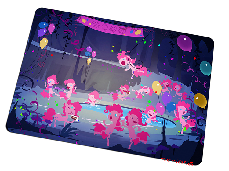 my little pony mouse pad Beautiful gaming mousepad Domineering gamer mouse mat pad game computer desk padmouse keyboard play mat