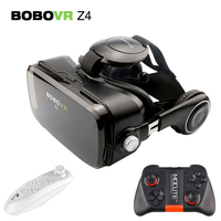 Black Mini VR Box 2.0 3d VR Glasses Virtual Reality Glass Cardboard VR Headset for High definition Movies Games Smartphone