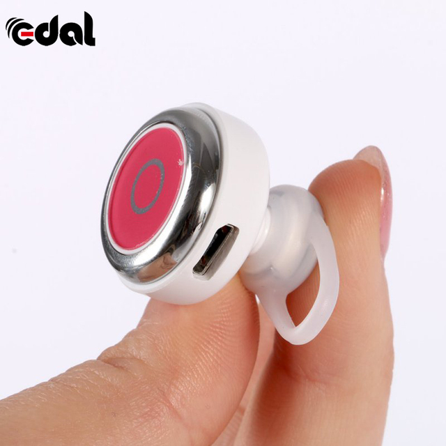 Wireless Mini Bluetooth Earphone Q3 In-Ear V4.0 Stereo Headsets Voice Control Headset with Mic for Smart Phone