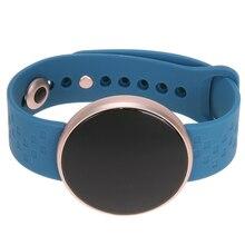 L588 Водонепроницаемый Смарт-часы, сердечной активности Фитнес трекер Мониторы Смарт-часы, круглый циферблат, умных часов для здоровья