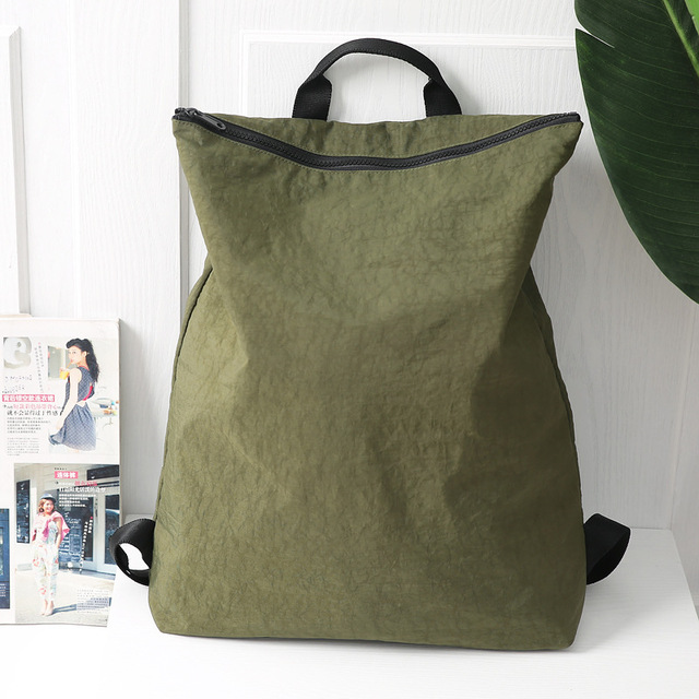 335a47c4b7 unisex olive green backpacks men s women s light travel casual laptop  shoulder bags mochila children s student school backpacks