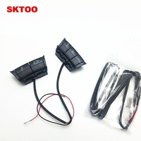 SKTOO New Car Speed Control Switch Cruise Control System Kit For Ford Focus St 2 2005
