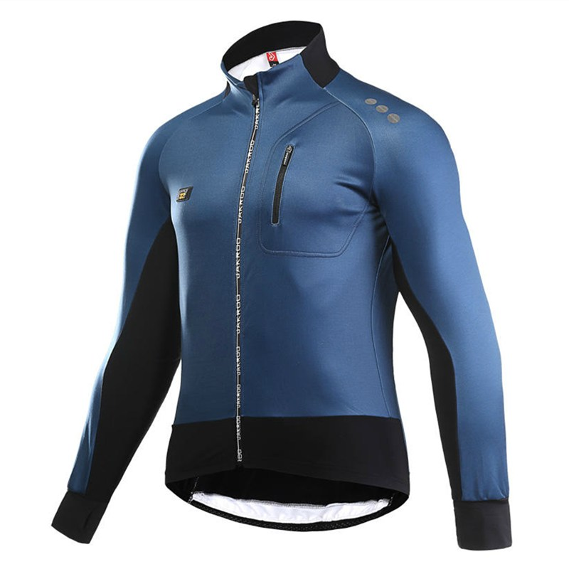 Jakroo ELT2 Men's Thicker Fleece Full Sleeve Cycling Jersey Winter Warm Cycling Clothing MTB Road Bike Bicycle Cycling Equipment blog love scholastic elt readers scholastic elt readers
