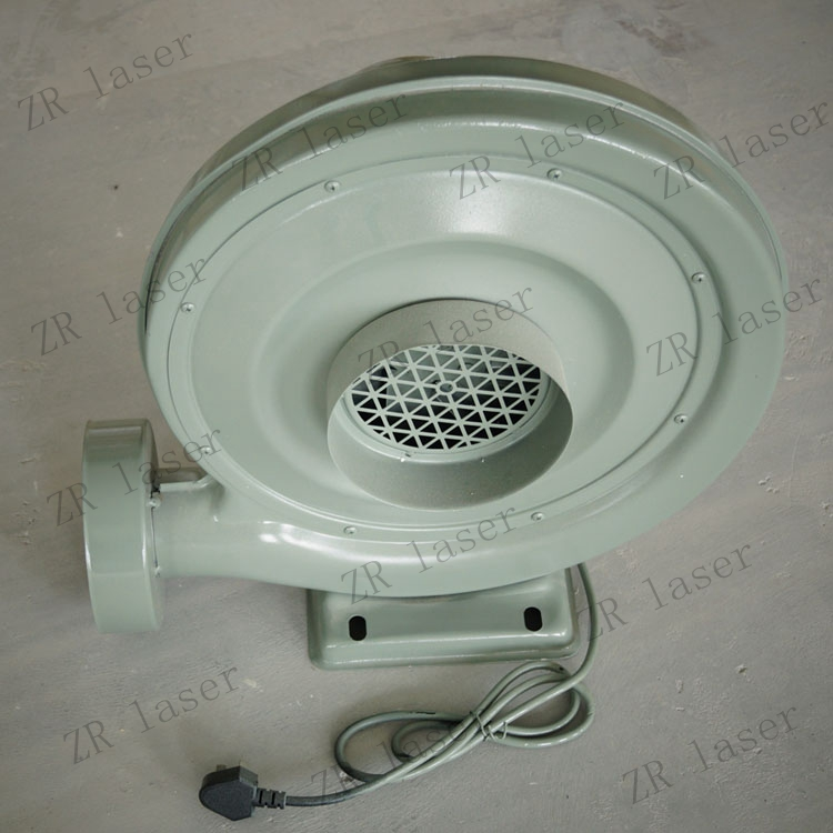 220V 550W Exhaust Fan Air Blower Centrifugal for CO2 Laser Engraving ZuRong 220v 750w exhaust fan blower exhaust fan suit for all co2 laser machine zurong
