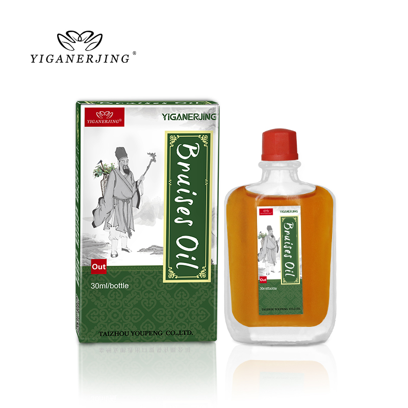 YIGANERJING Active Oil  Rapid Relief From Rheumatic, Rheumatoid Arthritis, Joint Pain, Muscle Pain, Bruises, Swelling