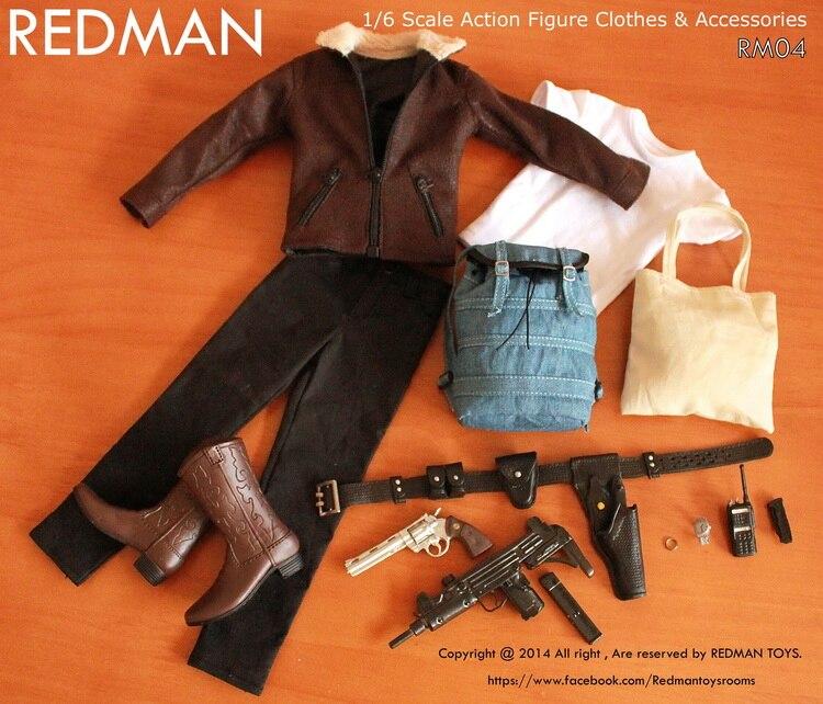 Кожаная куртка для куклы 192