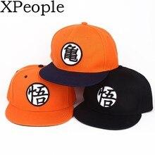 цена на Hot Anime Baseball Cap Canvas Snapback Cap Hip-Hop Flat Adjustable Hat