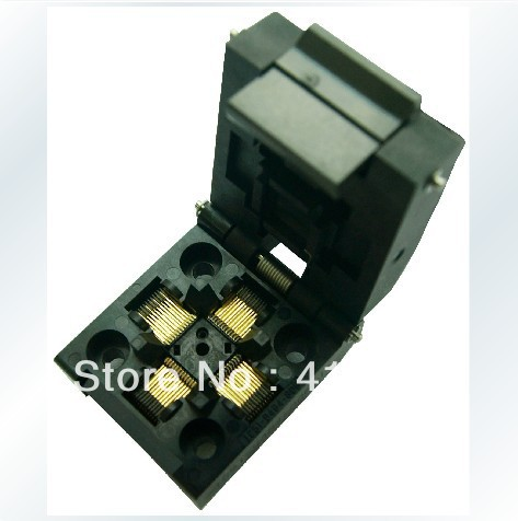 Import QFP48 block IC51-0484-806-11 burning test, switching adapter