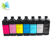 Suercolor LED UV Curable Ink for Epson pro 4000 7600 9600 Inkjet Printer стоимость