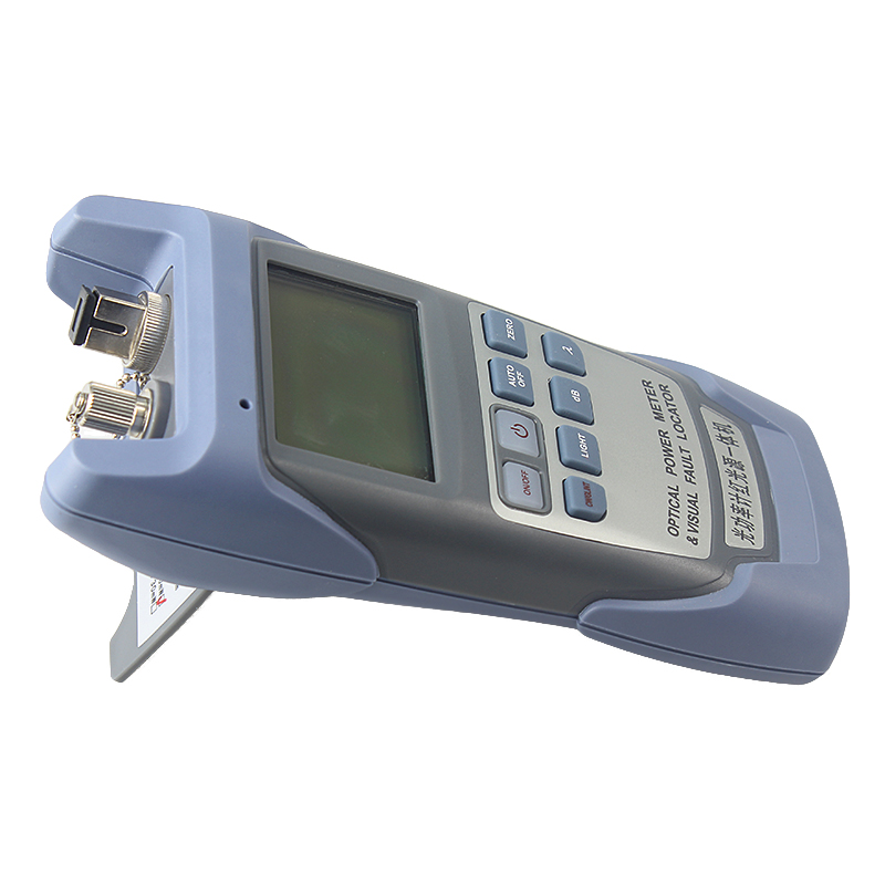 Optical Power Meter& Visual Fault Locator Fiber Optic Tool -70-10dbm Vfl 10mw Handhel Optical Laser Light Source