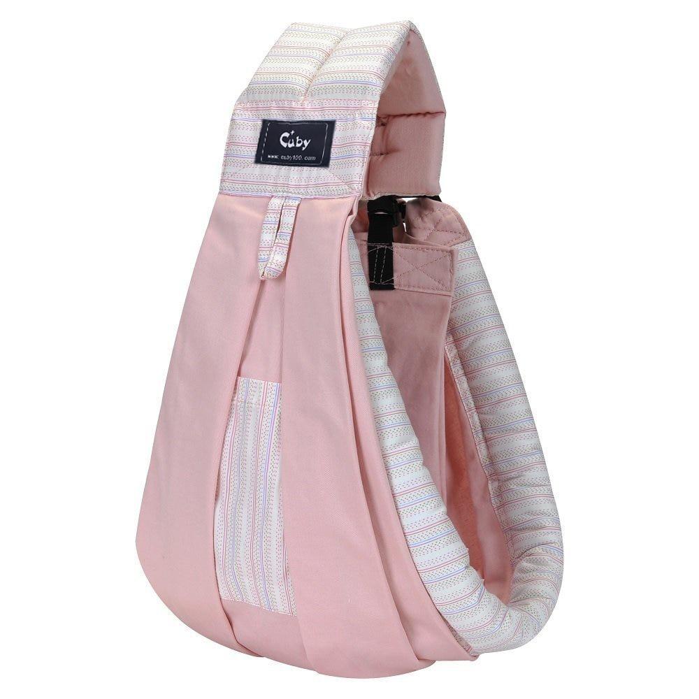 Cuby Baby Carrier Sling Wrap Cotton Hands-free Baby Sling para - Actividad y equipamiento para niños - foto 4