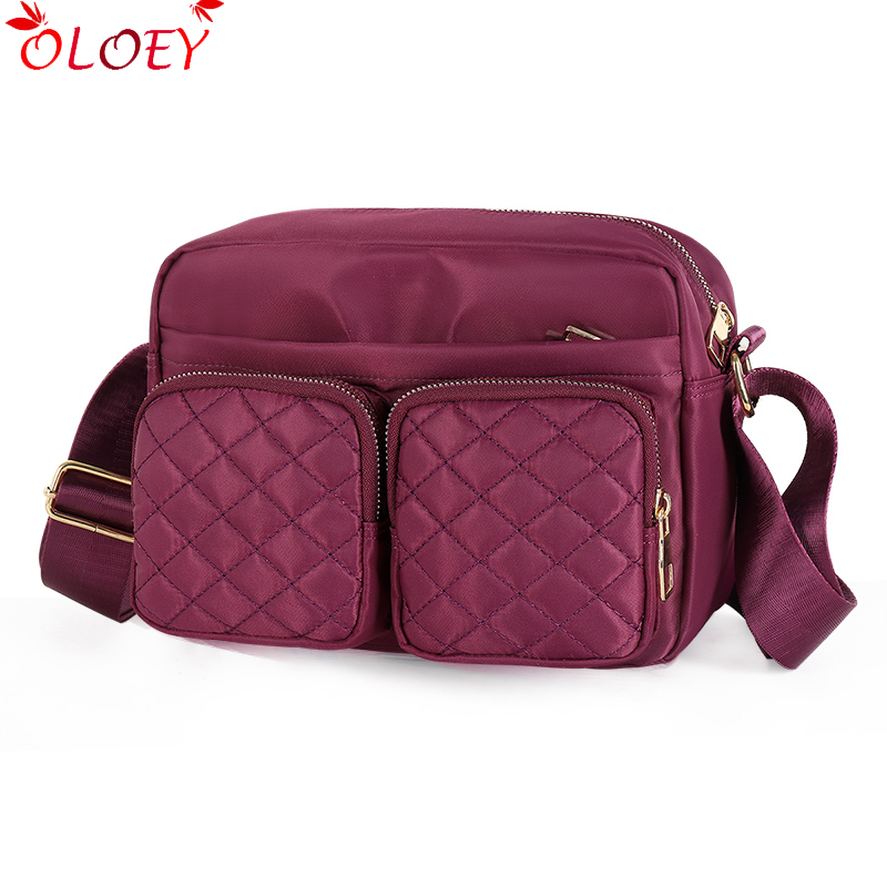 Women Bag Crossbody-Bags Handbag Large-Capacity Trendy Designer Fashion Ladies Casual