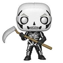 hOT Fortnites Battle Royale shotting game model Halloween Skin 438 Skull Trooper action figures 10cm doll toys collection