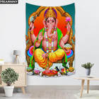 ✔  Индийские Боги Настенные Гобелены Простыни Главная Декоративные Гобелены Пляжное Полотенце Коврик Дл ✔