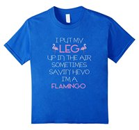 FUNNY MUSIC PARODY T SHIRT FLAMINGO SONG BAND MEME