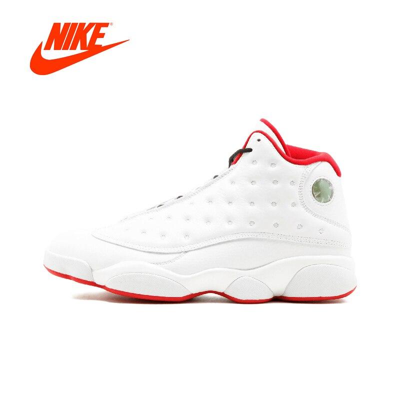 Original Nouvelle Arrivée Authentique Nike Air Jordan 13 Retro3M Hommes Basket-Ball Chaussures Sneakers Respirant Sport En Plein Air De Bonne Qualité