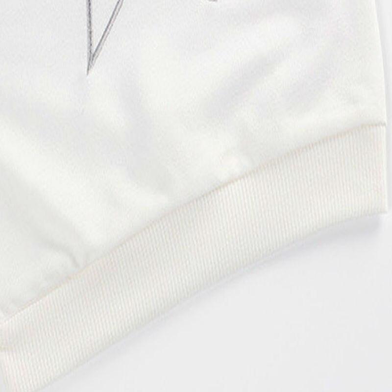 Unini-yunnew Bobo choses с принтом собаки животных кофты футболка осень-зима 2017 детская одежда с длинными рукавами для маленьких мальчиков Обувь для д...
