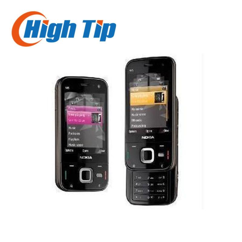 Free shipping Nokia brand Unlocked Original N85 5MP Camera GPS phone bluetooth wi fi 1 year
