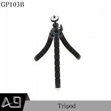 A9 For Hot Universal Holder Flexible Octopus Gopro Tripod Stand Mount Handheld Mini Holder Grip for