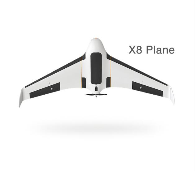 Feiyu Tech X8 uav Professional Airplanes Aerial Photography mapping System Rc Battery Fixed Wing Drone With Camera