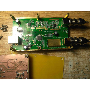 Image 5 - 간단한 휴대용 스위퍼 AD9834 소스 DDS 신호 발생기 햄 라디오 용 0.05mHz 40 mHz 커패시턴스 인덕턴스 테스터