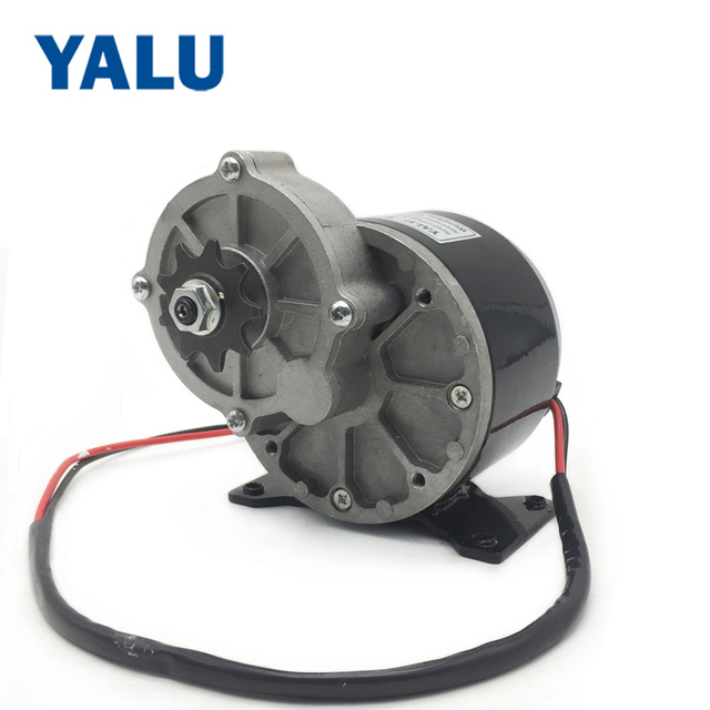 China Electric Bicycle gear motor MY1016Z2-2 250W 24V Ebike Kit DC Motor with low noise motor