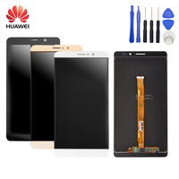 100% Test Original Lcd Display HUAWEI Mate 9 LCD Screen Digitizer Replacement Parts With Tools