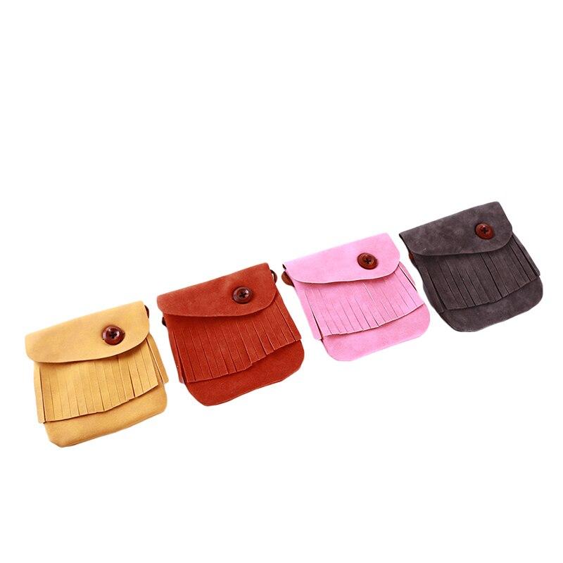 Nette Kinder Geldbörse Quaste Mini Messenger Tasche Handtasche Kinder Umhängetasche Für Mädchen Schulter Taschen Cartoon Schöne Handtaschen GroßE Auswahl;
