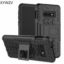 For Samsung Galaxy S10e Case Shockproof Armor Rubber Hard Phone Case For Samsung Galaxy S10e Back Cover For Samsung S10e Fundas