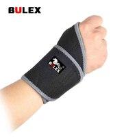 BULEX Hỗ Trợ Cổ Tay Thể Thao Tennis Tạ Volleyball Wristband Bracer Ftness Phòng Tập Thể Dục Dây Đeo Cổ Tay Brace Hỗ Tr