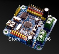 Free Shipping New 16 Channels Servo Motor USB UART Controller Driver Board Support Offline
