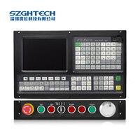 2 eksenli CNC torna kontrol kartı oyma makinesi PLC ile metrik sistem/inç sistemi  fonksiyonu ile otomatik charfering