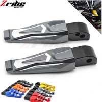 Motorcycle CNC Rear Foot Pegs Footrest Passenger Pedal Foot rests For Yamaha MT 09 MT09 MT 09 Tracer Fz 09 mt10 mt03 yzf r1 r3