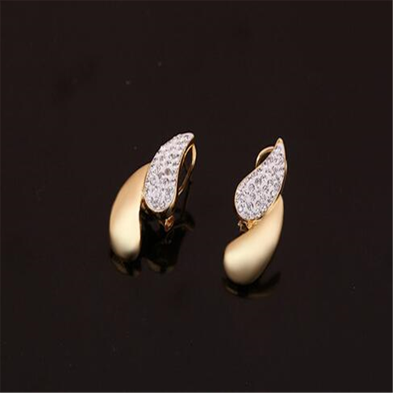 8 - Nouveaux Ensembles De Bijoux Africains Or, Collier Boucles D'oreilles Bracelet Anneau Femmes,