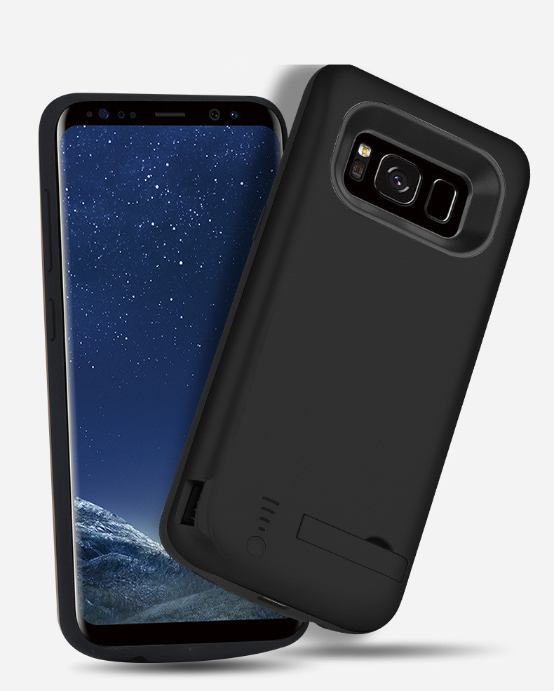 6500mAh shockproof Battery Charger Case For Samsung Galaxy S8 S9 Plus Note 8 External Rechargeable Power Bank Charing Cover6500mAh shockproof Battery Charger Case For Samsung Galaxy S8 S9 Plus Note 8 External Rechargeable Power Bank Charing Cover