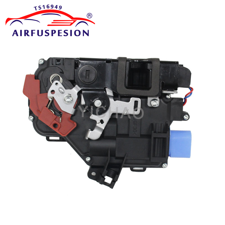 Rear Right Door Lock Actuator For Jetta 3 VW Touareg Touran Golf 5 Caddy Skoda Octavia 7L0839016A 7L0839016D 2003-2011