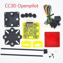 Openpilot CC3D EVO flight controller Staight Bent Pin stm32 Open Source 32 Bits cc3d Control for FPV QAV250 Quadcopter ZMR250