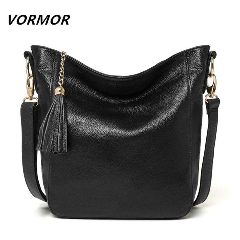New arrival leather handbags fashion shoulder bag genuine leather cross body bag