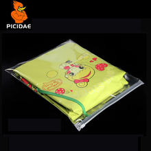 Plastic pack zip lock bags/ Thicken plastic packaging loading trousers,fleece,jacket,big clothes,etc pouchs цена 2017