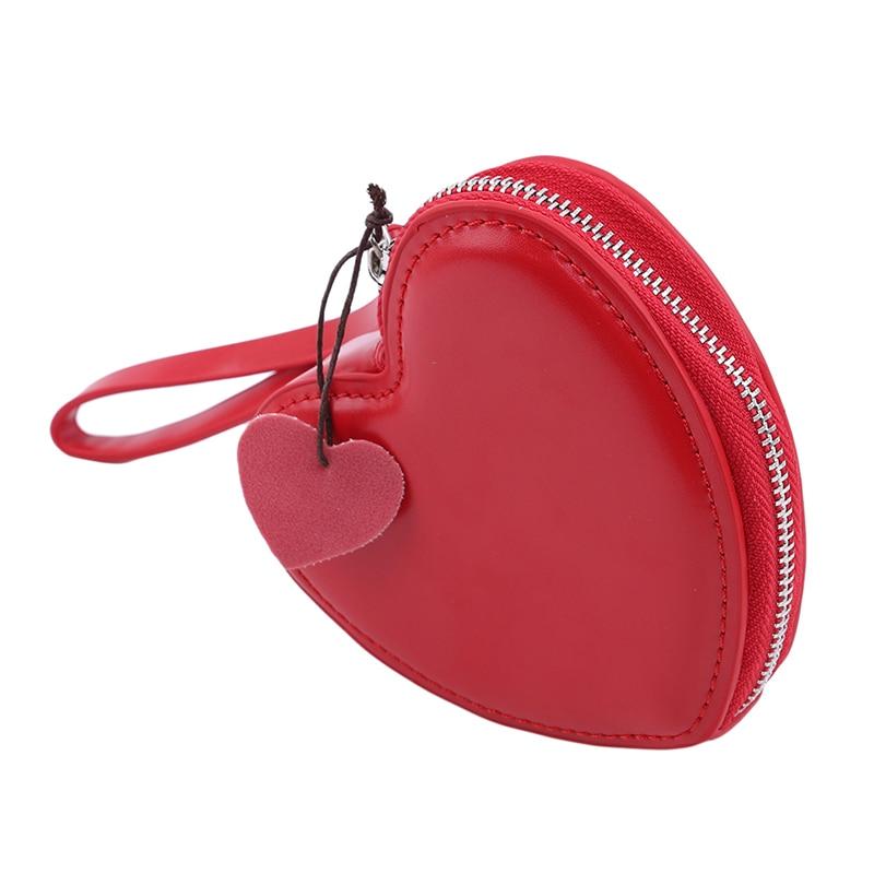 moeda bolsa moda couro mini bolsa de