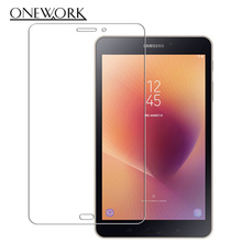 цены For Samsung Galaxy Tab A 8.0 2017 2018 A2S T380 T385 T387 SM-T385 SM-T380 SM-T387VP Tablet Screen Protector Film Tempered Glass