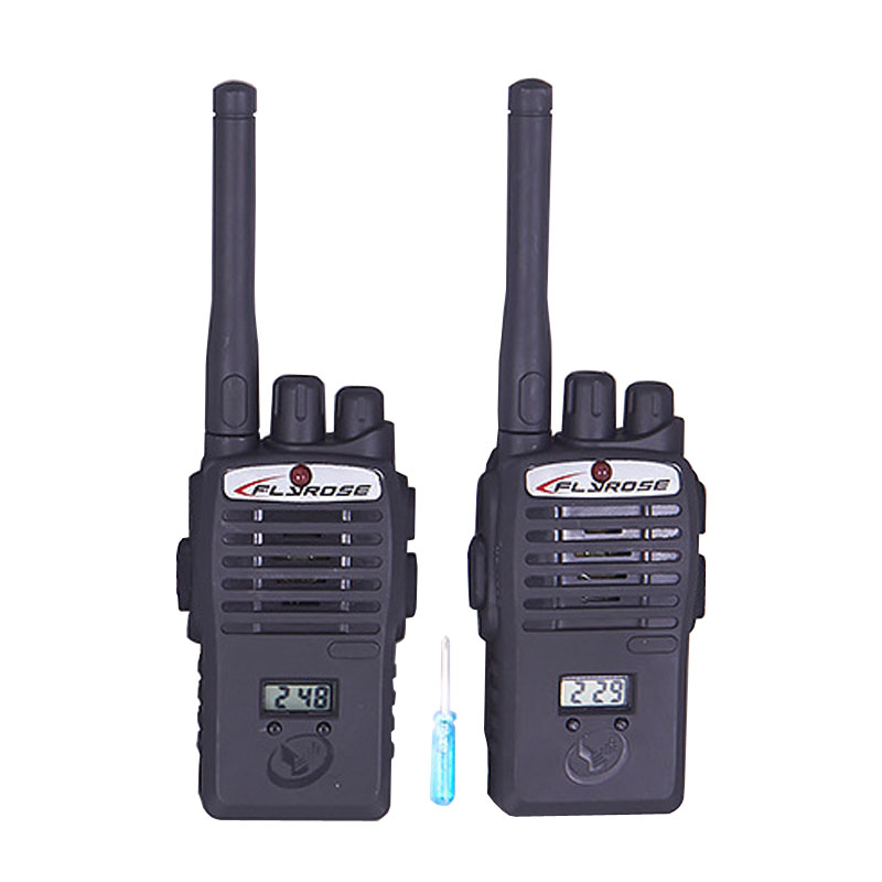 2Pcs/Pair New Wireless Walkie - Talkie Parent - Child Interactive Educational Toys CS Against Toys