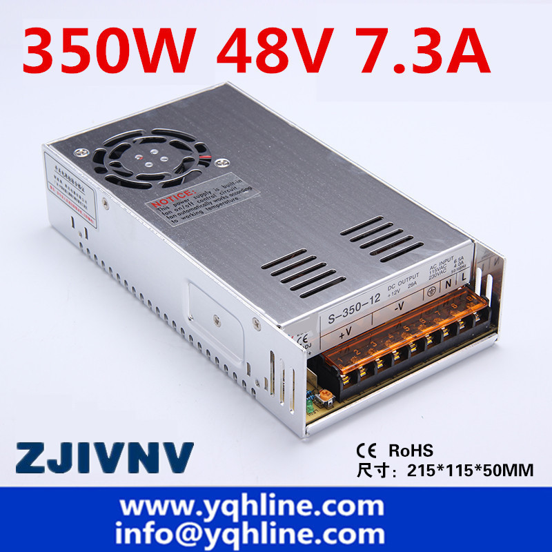(S-350-48) high quality power supply 48v 7.2A 350W Switching power supply for LED Strip light ,CNC 3D Print , Led billboard jabriel hidden wifi dash cam car dvr 1080p video recorder dual lens camera for bmw 3 5 7 series x1 x3 x5 f20 f25 f30 e90 e60 g30