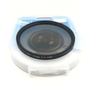 Image 2 - CPL dairesel polarize kamera filtre Canon Nikon DSLR kamera lens için 52mm/55/58/62/67/72/77/82mm